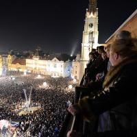 Doček pravoslavne nove godine 2014e 2014